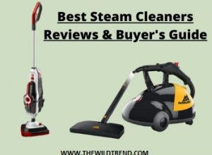 10 Best Steam Cleaner Reviews & Buyer's Guide in 2020
