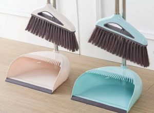 10 Best Broom and Dustpan Reviews & Buyer's Guide in 2020