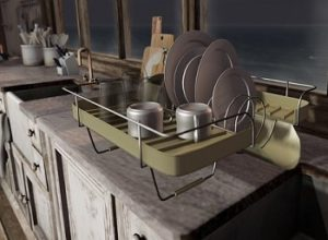 10 Best Dish Rack Reviews & Buyer's Guide in 2020