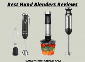 10 Best Hand Blenders & Buyer's Guide in 2020