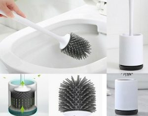 10 Best Toilet Brush Reviews & Buyer's Guide in 2021