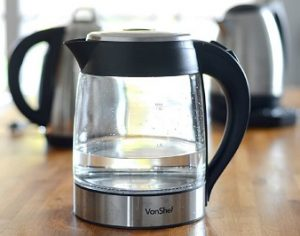 10 Best Electric Kettle Reviews & Buyer's Guide for 2021