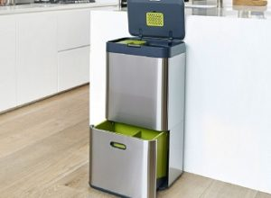 The 10 Best Kitchen Bins Reviews & Buyer's Guide in 2019