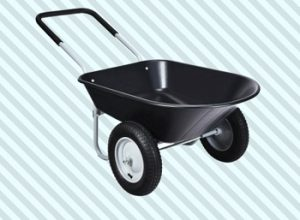 10 Best Two Wheel Wheelbarrows in 2020 – Buyer's Guide