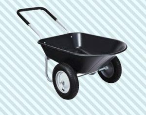 10 Best Two Wheel Wheelbarrows in 2021 – Buyer's Guide