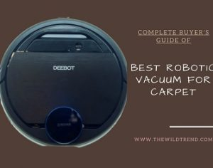 8 Best Robotic Vacuum for Carpet Reviews for in 2021