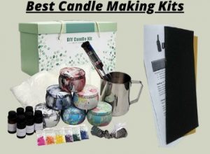 Top 10 Best Candle Making Kits Reviews for 2020