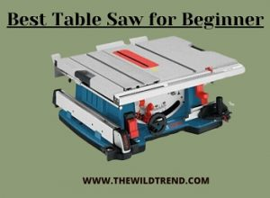 10 Best Table Saw for Beginners in 2020 – Buyer's Guide
