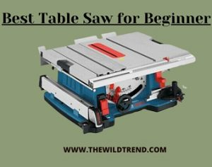 10 Best Table Saw for Beginners in 2021 – Buyer's Guide