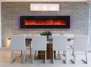 10 Best Wall Mounted Electric Fireplace Reviews for 2020