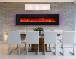 10 Best Wall Mounted Electric Fireplace Reviews for 2021