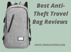 Best Anti-Theft Travel Bag for 2020 – Buyer's Guide