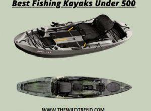 10 Best Fishing Kayaks Under $500 – Buyer's Guide