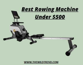 Rowing Machine Under 500