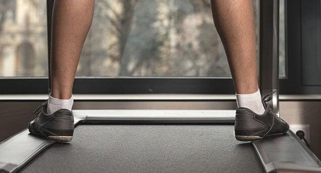 Treadmill Surface Size