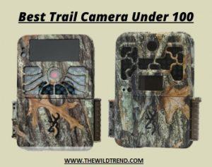 10 Best Trail Camera Under $100 in 2021 – Buyer's Guide