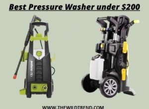 10 Best Pressure Washer Under $200 for 2020