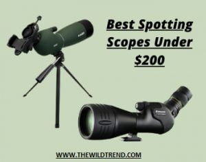 10 Best Spotting Scopes under $200 in 2021 – Buyer's Guide