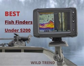 Best Fish Finders Under $200 – (Top 5 Pick in 2021)