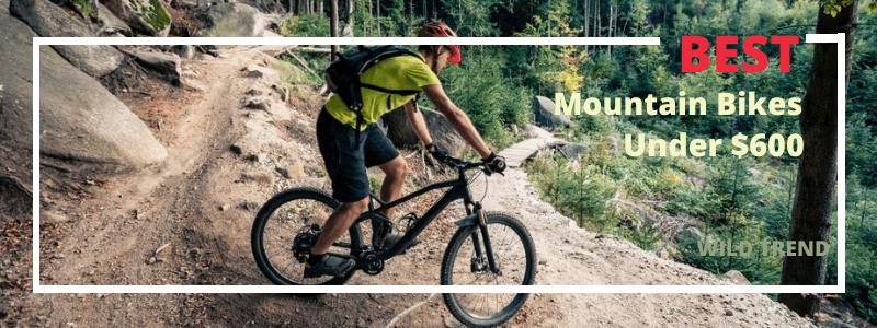 Mountain Bikes Reviews Under $600