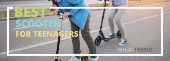 Best Scooter for Teenagers with the Best Safety Features