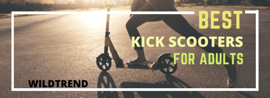 10 Best Kick Scooters for Adults (Reviews 2021)