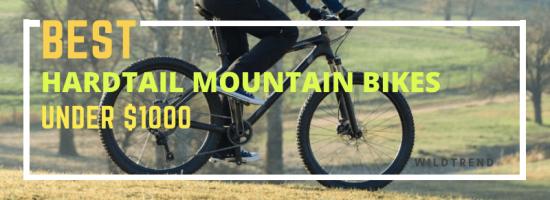 Best Hardtail Mountain Bikes Under $1000 in 2021