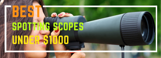 10 Best Spotting Scopes Under $1000 in 2021 – Reviews & Buying Guide