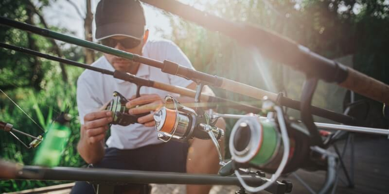 How to choose spinning reel