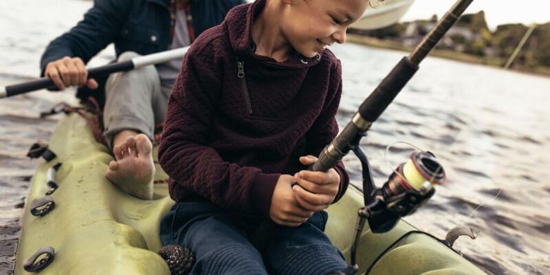 Basic Kayak Fishing Equipment
