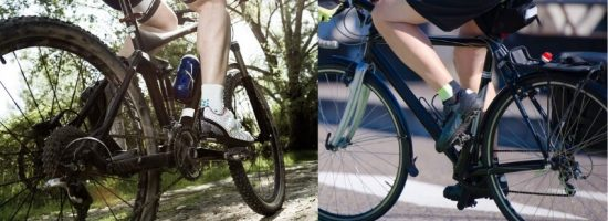 Mountain bike vs Road bike | Key Differences, Comparison and Pros Cons