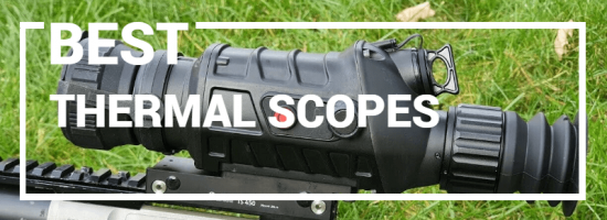 10 Best Thermal Scopes in 2021 & Buyer's Guide